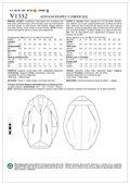 Mccall Pattern V1332 14-16-18-2-Vogue Pattern