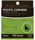 Black -photo Corners Box