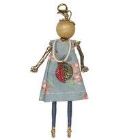 Laliberi Bohemian Doll Pendant-Floral Jumper Blossom, , hi-res