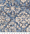 Waverly Upholstery Fabric 54\u0022-Craft Culture Indigo