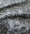 The Witching Hour Knit Fabric 58\u0022-Animal Print Hairy Black