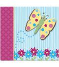 3D Scrapbook 12\u0022x12-Butterfly