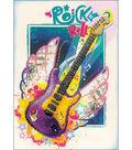 RIOLIS Stamped Cross Stitch Kit 8.25\u0022X11.75\u0022-Rock \u0027n\u0027 Roll