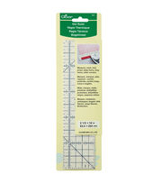 Clover Needlecraft Hot Ruler, , hi-res
