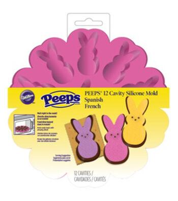 Wilton® 12-Cavity Peeps Bunny Treat Mold