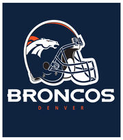 Denver Broncos Luncheon Napkins, , hi-res