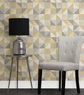WallPops® NuWallpaper™ Peel & Stick Wallpaper-Jigsaw