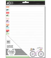 The Happy Planner Girl™ Daydreamer Collection Classic Fill Paper Bike, , hi-res