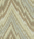 Home Decor 8\u0022x8\u0022 Fabric Swatch-Upholstery-Finnie Flamestitch/Lemongrass
