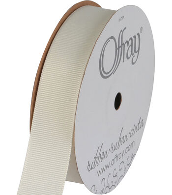 Offray Grosgrain Ribbon 7/8''-20 Yds