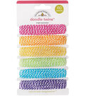 Doodle Twine Assortment Pack-Bright