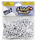 Alpha Beads Asst
