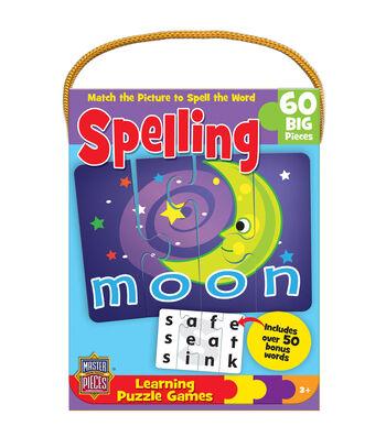 SPELLING MINI LEARNING GAMES