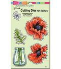 Stampendous Dies-Pretty Poppies