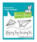 Lawn Fawn Clear Stamps 3\u0022X2\u0022-Flying By