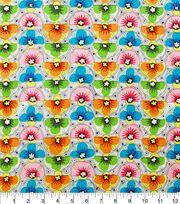 Alexander Henry Premium Quilt Cotton Fabric 45''-Fabrizia, , hi-res