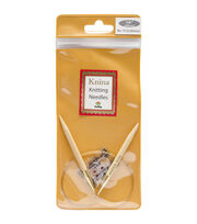 Tulip Needle Company Knina Knitting Needles 16'' Size 10, , hi-res