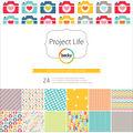 American Crafts Project Life Designer Papers 12\u0022x12\u0022