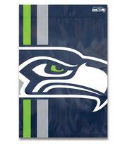 Seattle Seahawks Bold Logo Banner, , hi-res