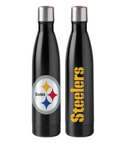 Pittsburgh Steelers 18 oz Insulated Stainless Steel Water Bottle, , hi-res