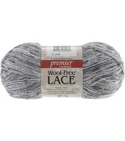 Wool Free Lace Yarn, , hi-res