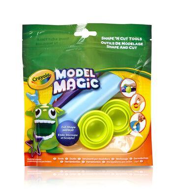 Crayola Model Magic Shape 'N Cut Tools 6/Pkg