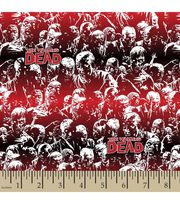 Walking Dead Zombies Cotton, , hi-res