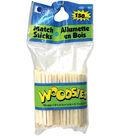 Woodsies Match Sticks-2-1/4\u0022X1/8\u0022X1/8\u0022 150/Pkg
