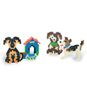 Perler Fun Fusion Fuse Bead Activity Kit-Cute Puppies, , hi-res