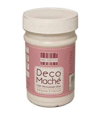 Deco Mache Adhesive & Varnish 250ml-Matte