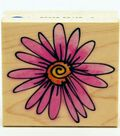 Hero Arts Rubber Stamp-Zinia Bloom