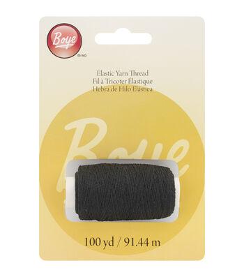 Boye Elastic Yarn Thread 100yds
