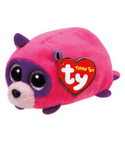 Ty Teeny Tys 4'' Rugger Raccoon, , hi-res