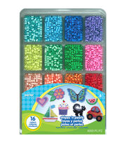 Stripes And Peals Bead Tray, , hi-res