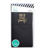 Heidi Swapp Personal Memory Planner-Bold, Brave & Beautiful, , hi-res