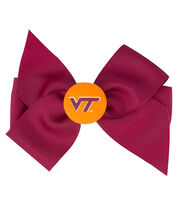 Virginia Tech Hokies Hair Barrette, , hi-res