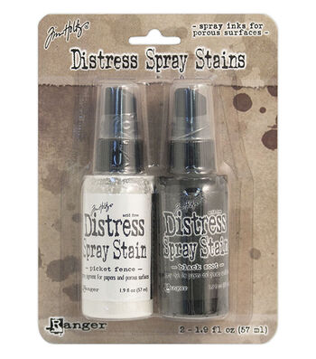 Distress Spray Stain Kit 1