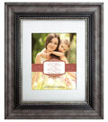 Wall Frame 11X14 To 8X10-Vintage Pewter Bead