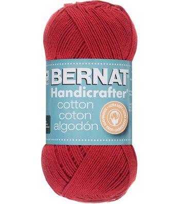 Bernat® Handicrafter Cotton Yarn Solids