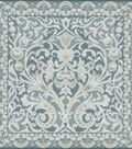 Pannel Viennese Lace Cushion Counted Cross Stitch Kit