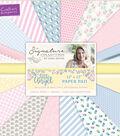 Single-Sided Paper Pad 12\u0022X12\u0022-Sara Davies Signature Little Angel