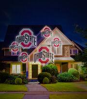 Ohio State University Buckeyes Team Pride Light, , hi-res
