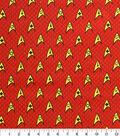 Star Trek™ Flannel Fabric 42\u0027\u0027-Shields