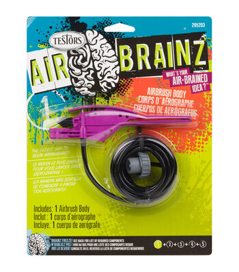 AirBrainz Airbrush Body-Pink