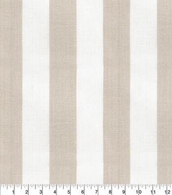 P/Kaufmann Drapery Fabric 56''-Linen Lyndon
