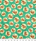 Keepsake Calico™ Holiday Cotton Fabric 43\u0022-Santas Little Helper