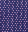 Speciality Cotton Fabric 42\u0022-Floral Diamond