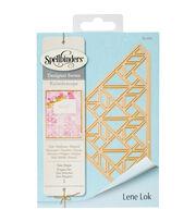 Spellbinders® Shapeabilities® Etched Die-Geo Steps, , hi-res