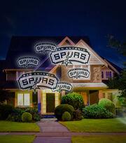 San Antonio Spurs Team Pride Light, , hi-res