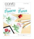 Marianne Walker Coloring Flowers Book